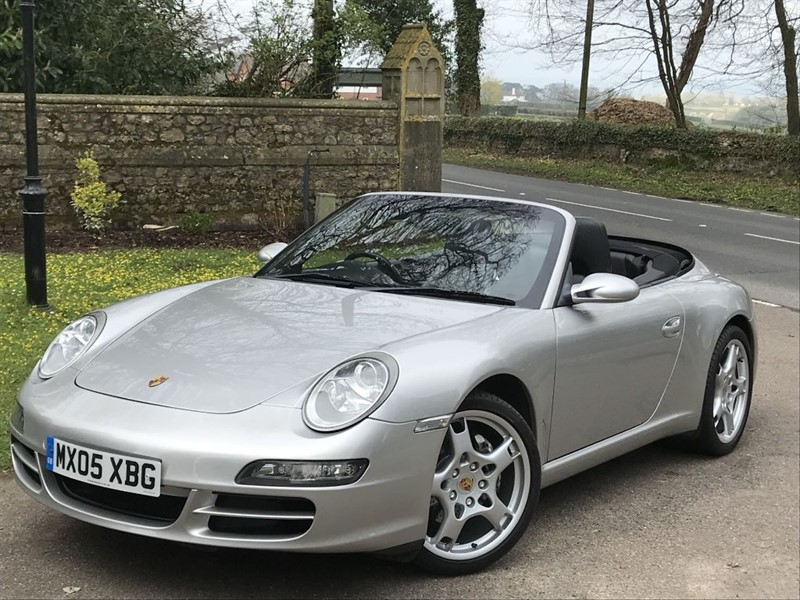 used Porsche 911 CARRERA 2 Tiptronic S in lyme-regis-dorset