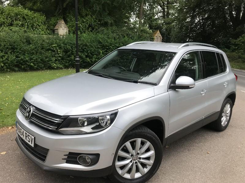 VW Tiguan for sale