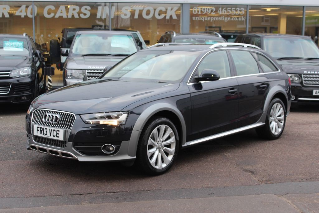 Used Moonlight Blue Audi A4 Allroad For Sale Hertfordshire