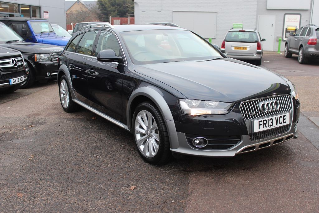 used moonlight blue audi a4 allroad for sale hertfordshire. Black Bedroom Furniture Sets. Home Design Ideas