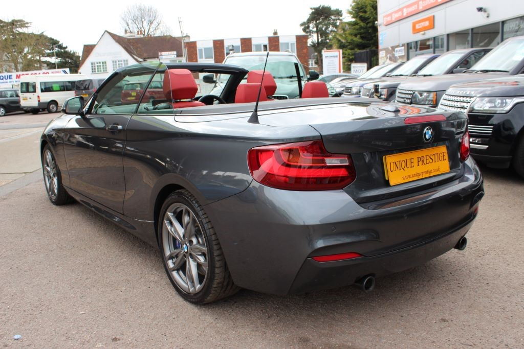 Used Grey Bmw M235i For Sale Hertfordshire