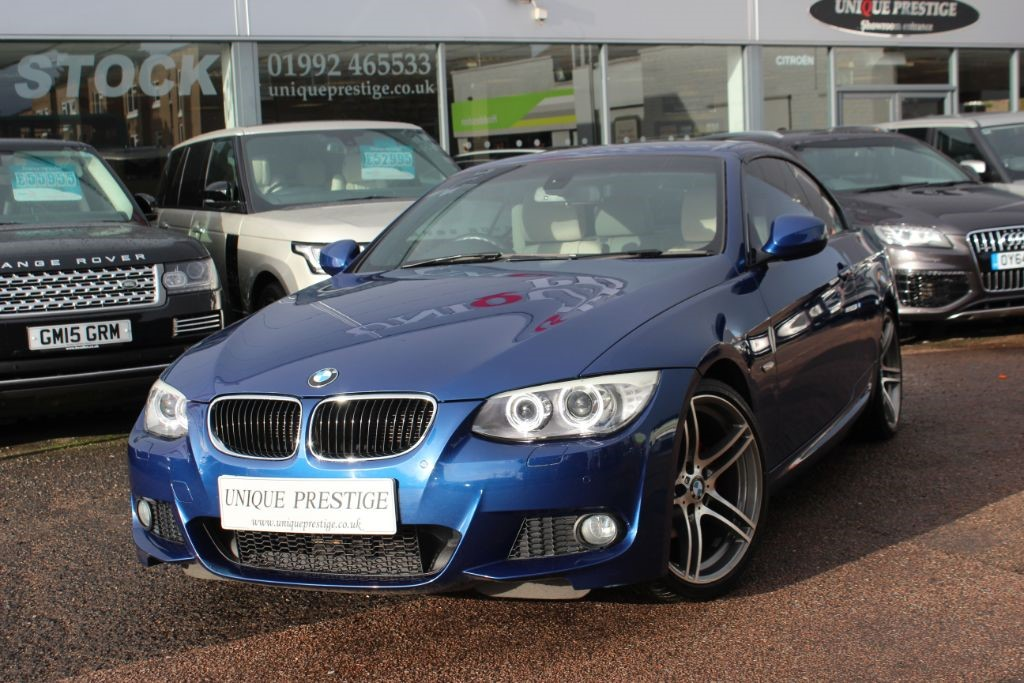 Used Blue BMW I For Sale Hertfordshire - Bmw 320i 2 door