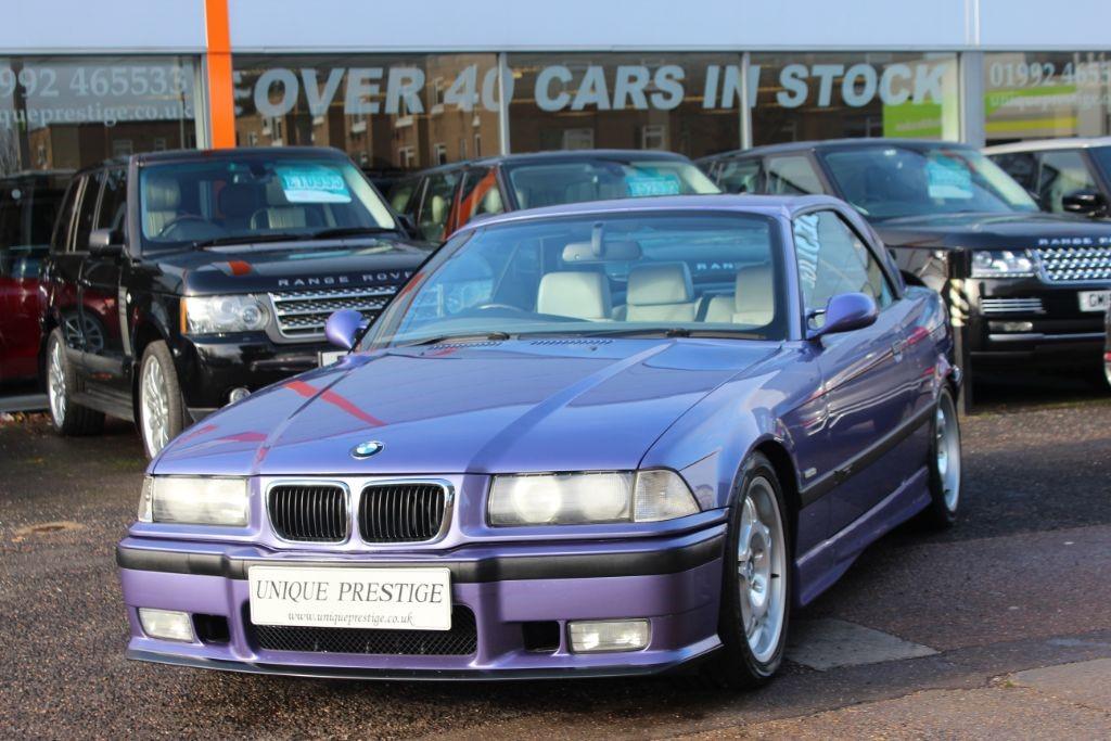 Used Purple BMW M3 for Sale   Hertfordshire