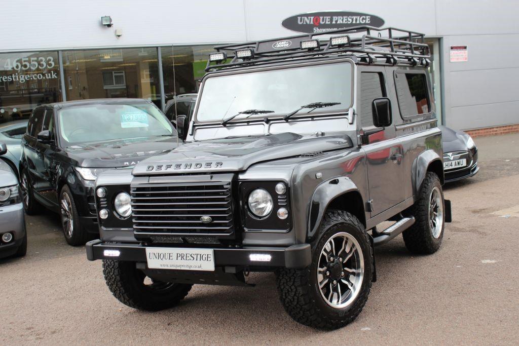 Used Grey Land Rover Defender For Sale Hertfordshire
