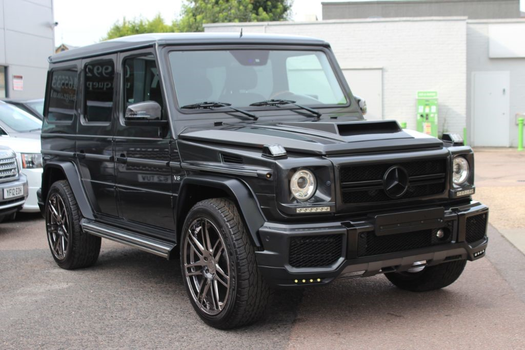 Used grey mercedes g class for sale hertfordshire for Used mercedes benz g500 for sale