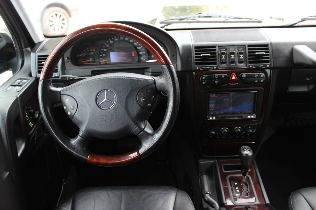 Used Grey Mercedes G Class for Sale | Hertfordshire