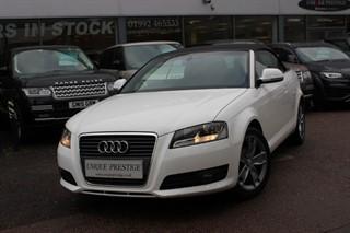 Audi A3 Cab for sale