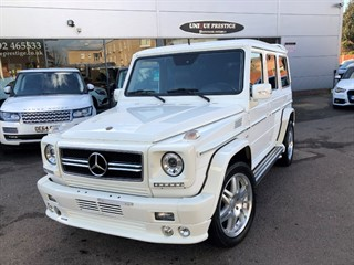 Mercedes G55 AMG for sale