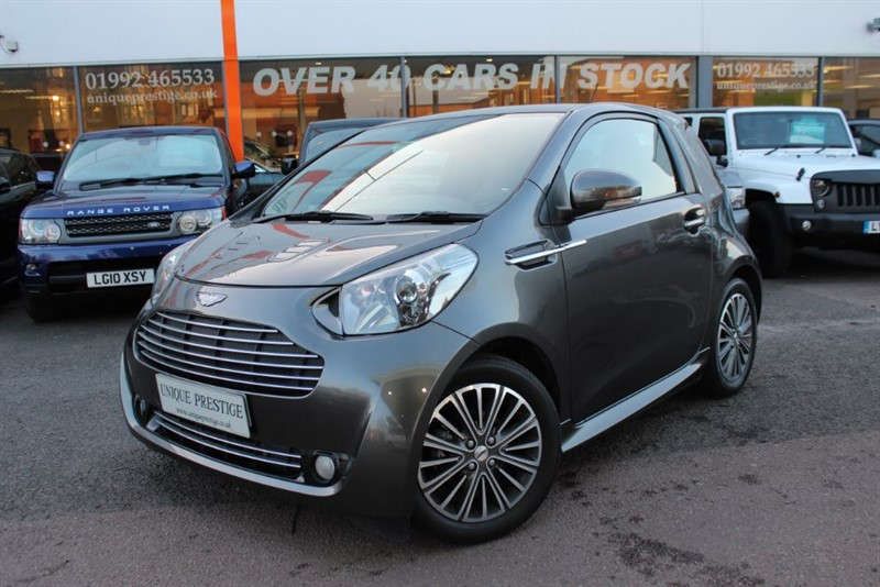 used Aston Martin Cygnet RARE AUTOMATIC  in hertfordshire