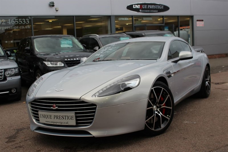 used Aston Martin Rapide S V12 6.0 Coupe Touchtronic in hertfordshire