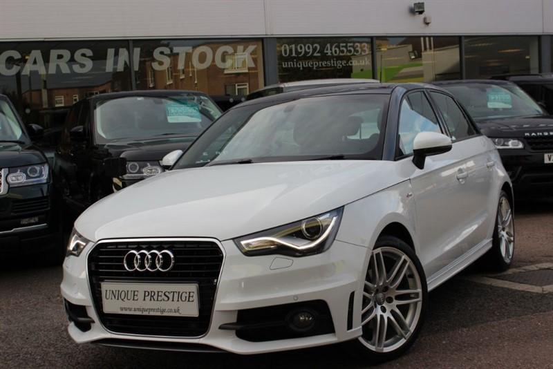 used Audi A1 SPORTBACK TFSI S LINE in hertfordshire