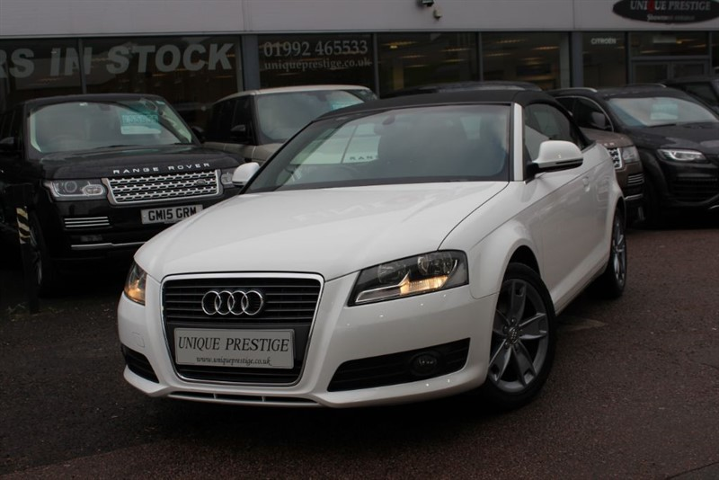 used Audi A3 Cab TFSI SPORT in hertfordshire