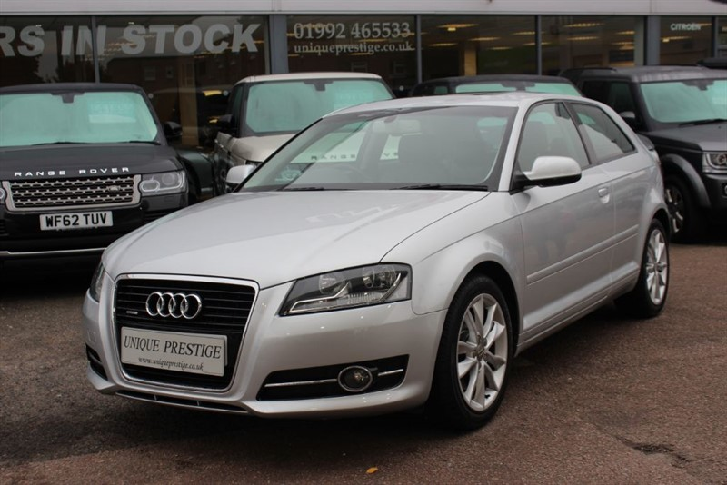 used Audi A3 TFSI QUATTRO SPORT in hertfordshire