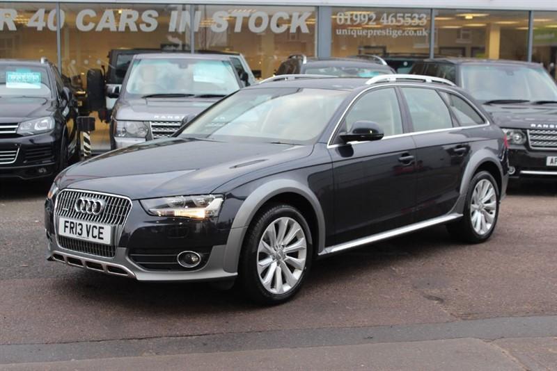 used Audi A4 allroad TDI QUATTRO S/S in hertfordshire