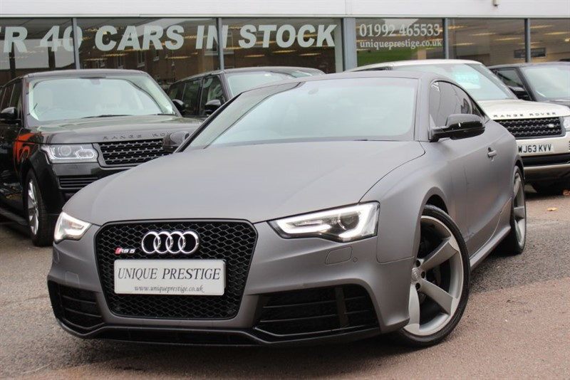 used Audi RS5 RS5 FSI QUATTRO - SPORT BUCKETS -  in hertfordshire
