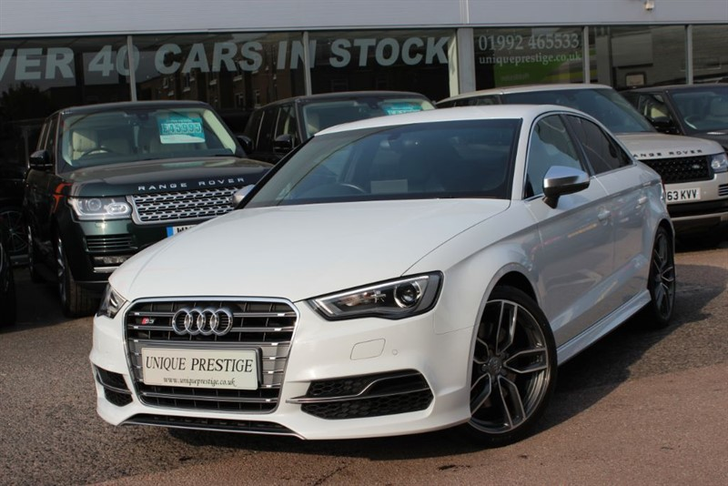 used Audi S3 S3 QUATTRO - BUCKETS - in hertfordshire