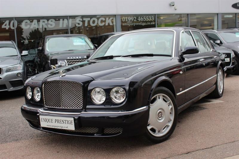 used Bentley Arnage R MULLINER in hertfordshire