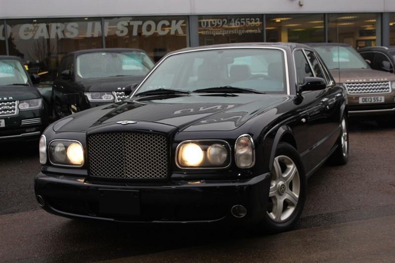 used Bentley Arnage Arnage T Mulliner | LEFT HAND DRIVE | in hertfordshire