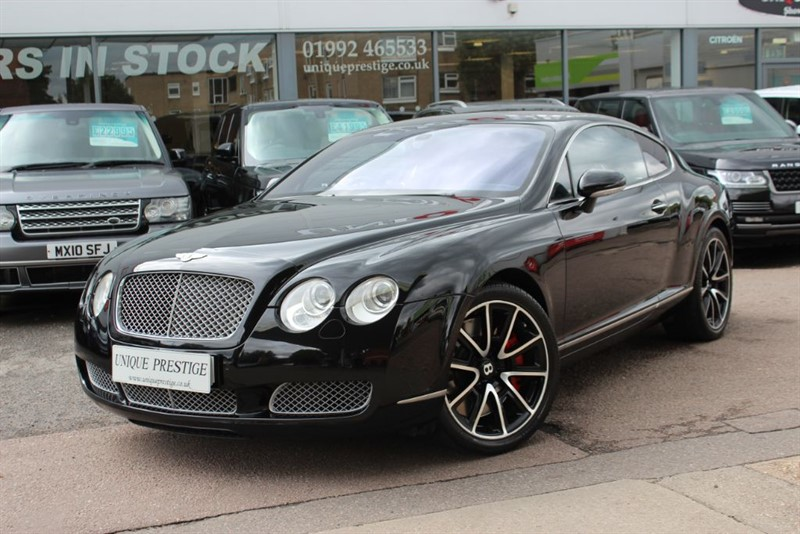 used Bentley Continental GT GT  in hertfordshire