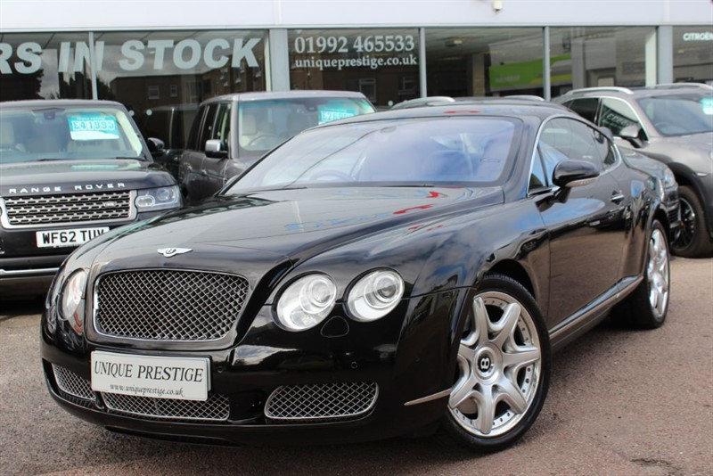 used Bentley Continental GT MULLINER  in hertfordshire