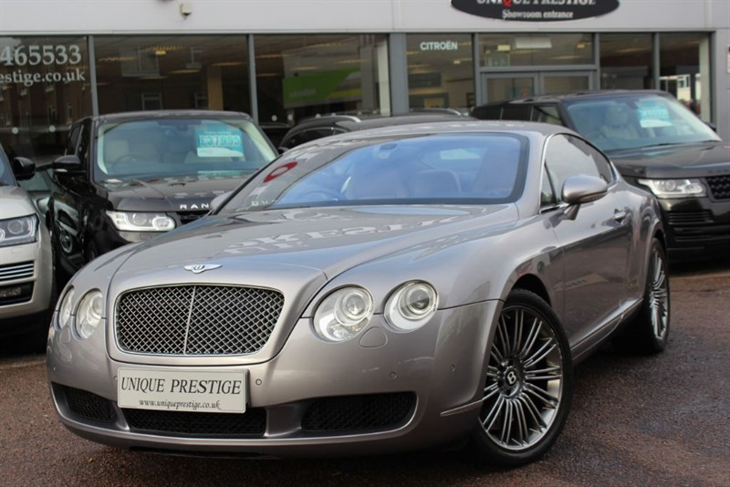 used Bentley Continental GT GT Mulliner  in hertfordshire