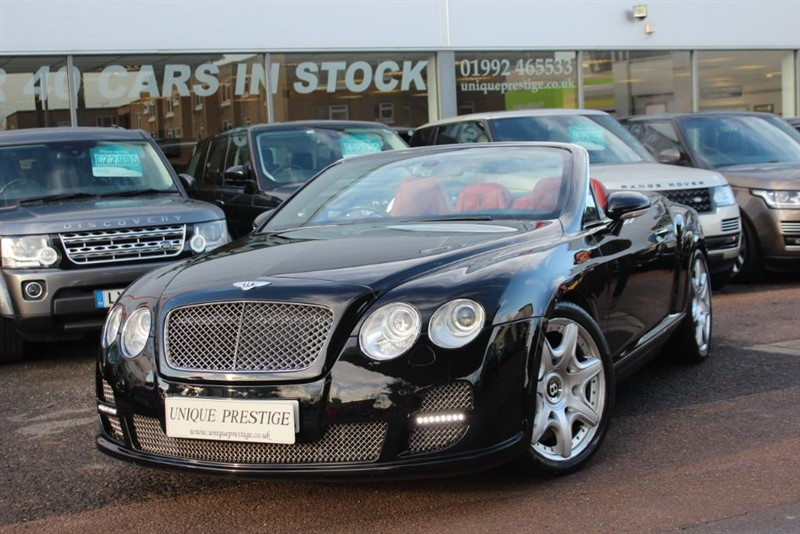used Bentley Continental GTC REVERE in hertfordshire