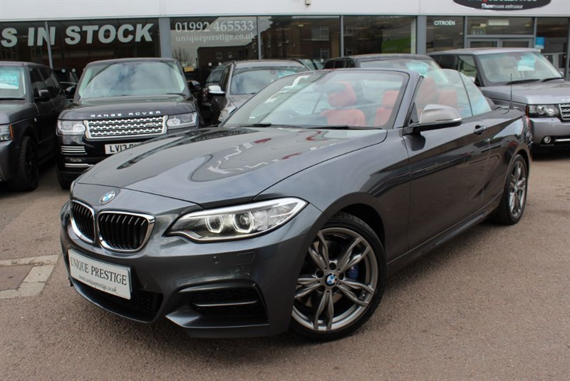 used BMW M235i M235I Sport Automatic  in hertfordshire