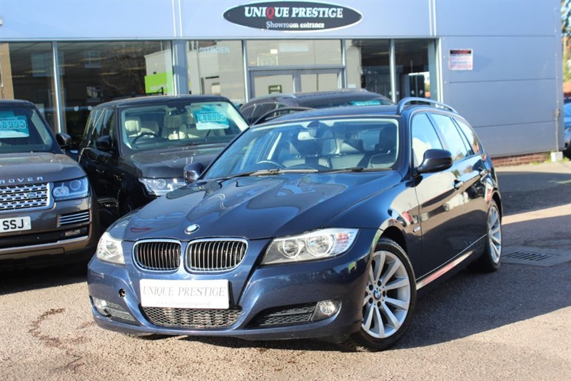 used BMW 320d SE BUSINESS EDITION TOURING in hertfordshire