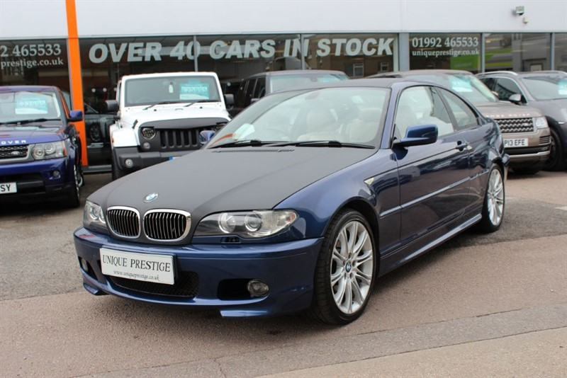 used BMW 330 CD M SPORT in hertfordshire