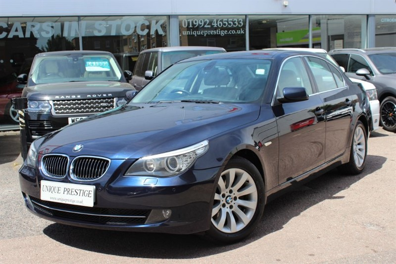 used BMW 530d SE in hertfordshire