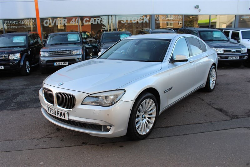 used BMW 730d SE - FULL SERVICE HISTORY -  in hertfordshire