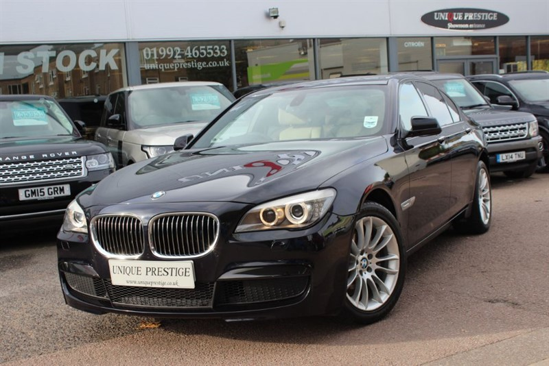 used BMW 730d M SPORT - FULL BMW HISTORY -  in hertfordshire
