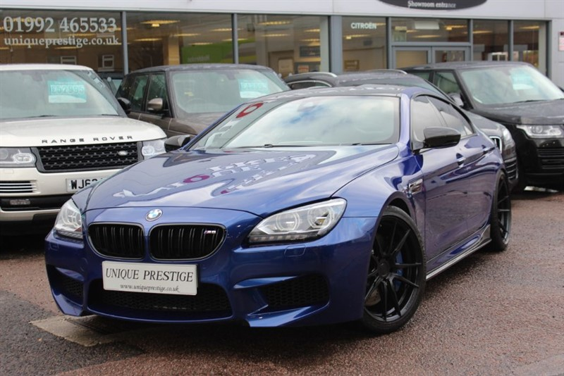 used BMW M6 GRAN COUPE | 730BHP | in hertfordshire