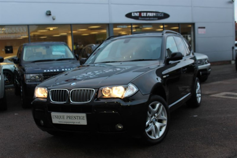 used BMW X3 D M SPORT in hertfordshire