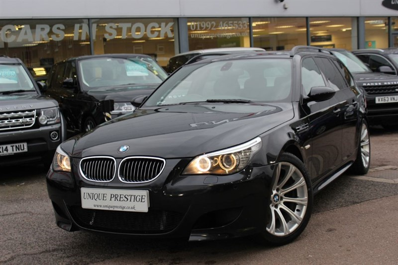 used BMW M5 TOURING in hertfordshire
