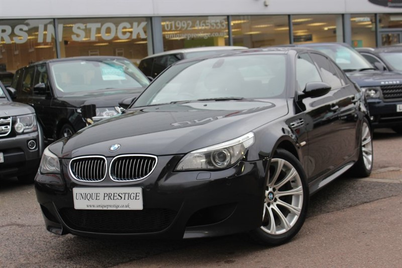 used BMW M5 SMG in hertfordshire