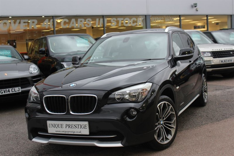 used BMW X1 XDRIVE20D SE in hertfordshire