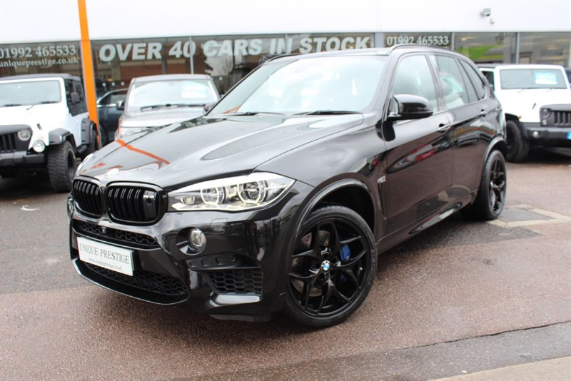 used BMW X5 M 4.4 M Steptronic xDrive - 115k NEW -   in hertfordshire