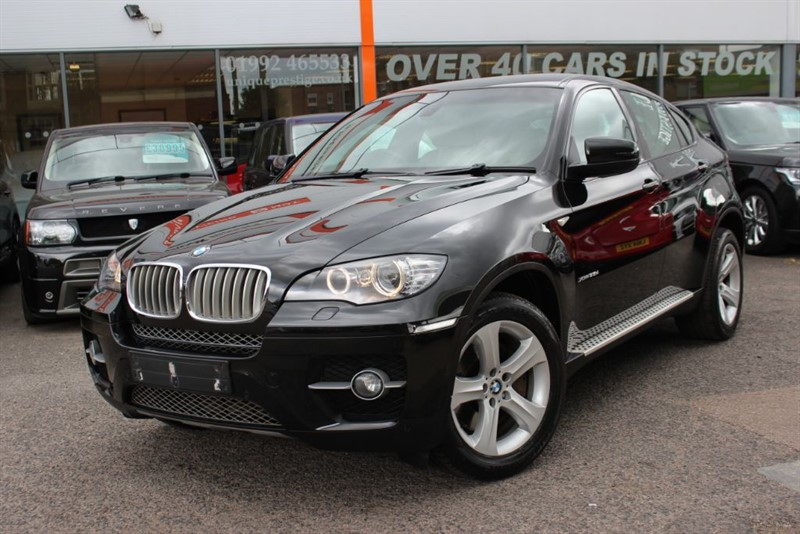 used BMW X6 XDRIVE35D in hertfordshire
