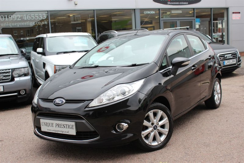 used Ford Fiesta ZETEC TDCI in hertfordshire