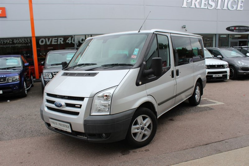 used Ford Transit 280 TOURNEO 9STR - LOW MILES -  in hertfordshire