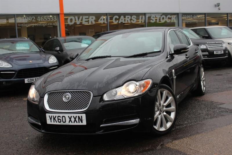 used Jaguar XF V6 LUXURY in hertfordshire