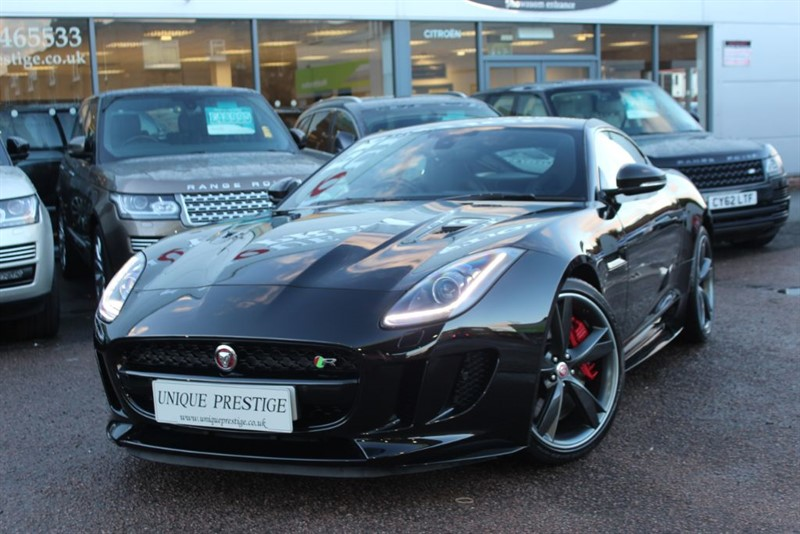 used Jaguar F-Type R AWD in hertfordshire