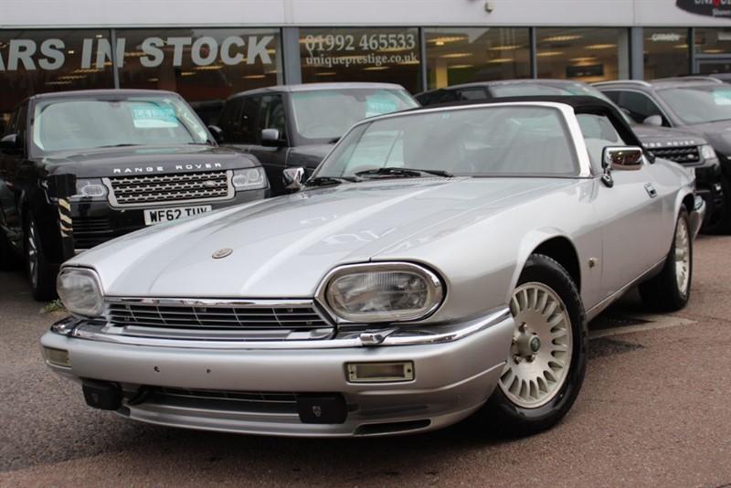 used Jaguar XJS V12 RARE  in hertfordshire