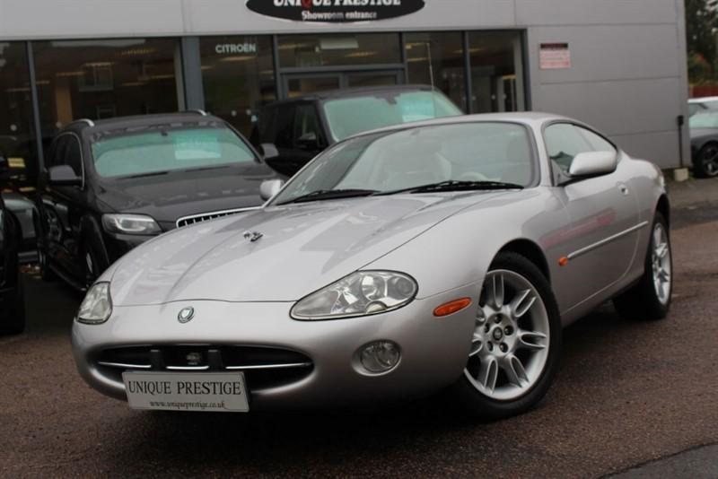 used Jaguar XK8 V8 COUPE in hertfordshire