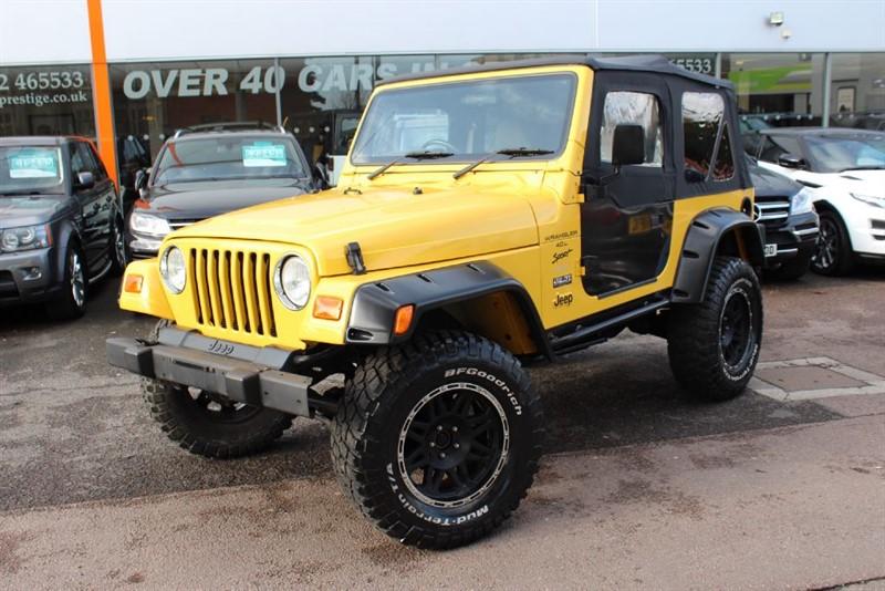 used Jeep Wrangler TJ - LOW MILES -  in hertfordshire