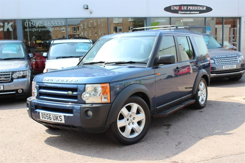 used Land Rover Discovery 3 TDV6 HSE in hertfordshire
