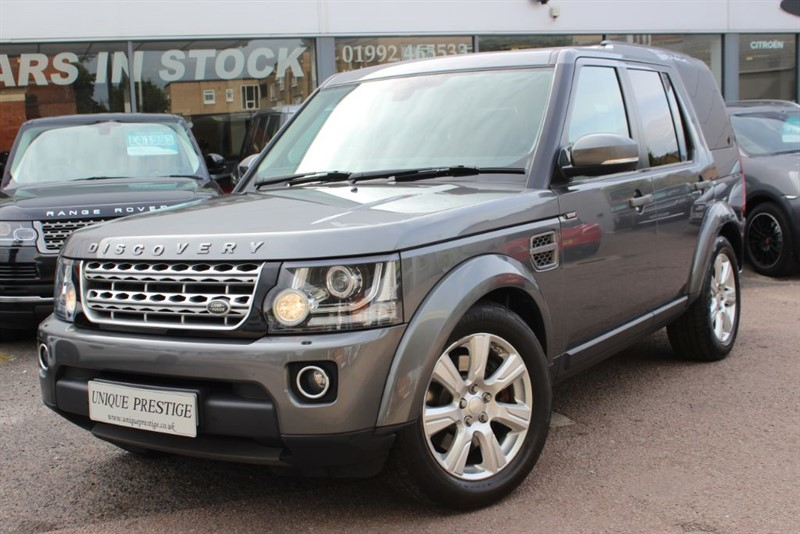 used Land Rover Discovery SDV6 XS in hertfordshire