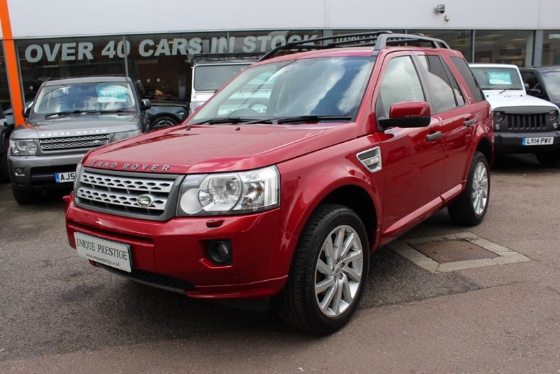 used Land Rover Freelander SD4 HSE in hertfordshire