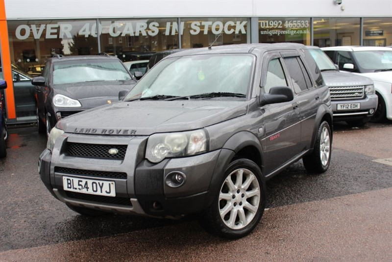 used Land Rover Freelander TD4 SPORT STATION WAGON in hertfordshire